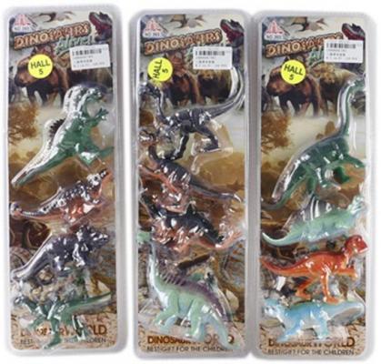 Набор фигурок Shantou Gepai Динозавры в ассортименте