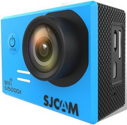 Экшн-камера SJCAM SJ5000X Elite 1xCMOS 12Mpix синий
