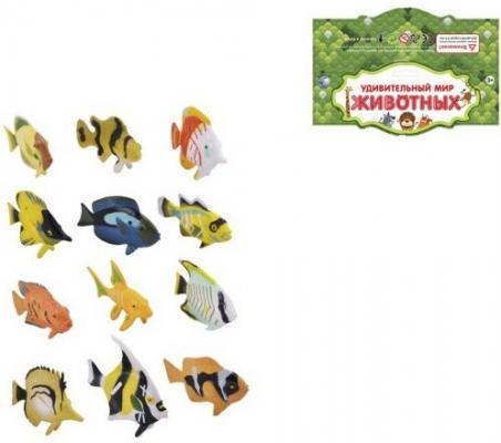 Набор фигурок Shantou Gepai Рыбки 6 см