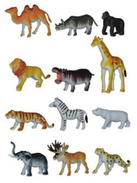 Набор фигурок Shantou Gepai Дикие животные