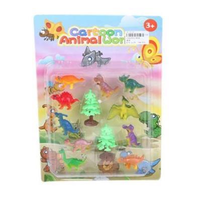 Набор фигурок Shantou Gepai Динозавры набор мини динозавры и пазл schleich набор мини динозавры и пазл