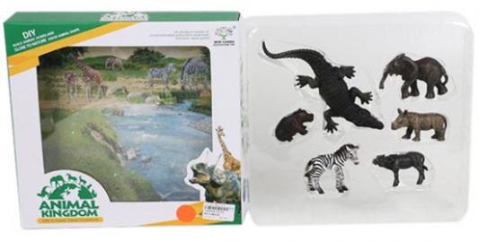 Набор фигурок Shantou Gepai Дикие животные дикие животные