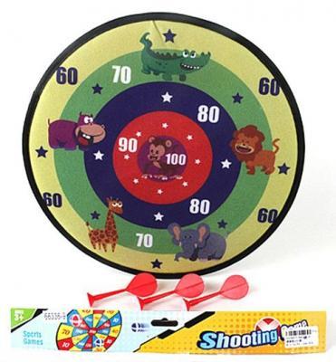 Спортивная игра Shantou Gepai дартс Веселая Африка спортивная игра shantou gepai дартс 6927715626742