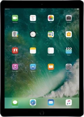 Планшет Apple iPad Pro 12.9 64Gb серый Wi-Fi Bluetooth LTE 3G iOS MQED2RU/A планшет apple ipad pro 12 9 64gb золотистый wi fi bluetooth ios mqdd2ru a