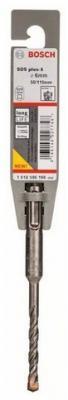 Бур Bosch SDS PLUS 1618596166 6x50x115мм