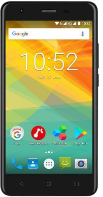 "Смартфон Prestigio Muze H3 черный 5.5"" 8 Гб Wi-Fi GPS 3G"