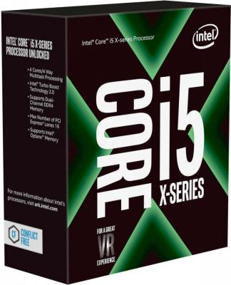 Процессор Intel Core i5-7640X 4.0GHz 6Mb Socket 2066 BOX