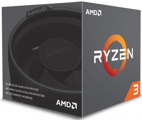 Процессор AMD Ryzen X4 R3-1300X YD130XBBAEBOX Socket AM4 BOX