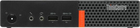 Компьютер Lenovo ThinkCentre M710q Tiny Intel Core i5-7400T 8Gb SSD 256 Intel HD Graphics 630 64 Мб Без ОС черный 10MR0053RU цена 2017