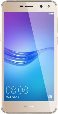 "Смартфон Huawei Y5 2017 золотистый 5"" 16 Гб LTE Wi-Fi GPS 3G MYA-U29 51050NFE"