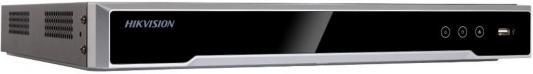 все цены на Видеорегистратор сетевой Hikvision DS-7616NI-K2/16P 3840x2160 2хHDD HDMI VGA до 16 каналов