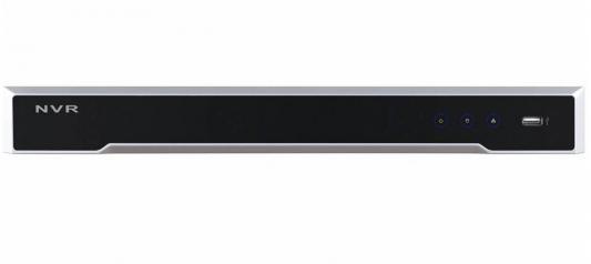Видеорегистратор сетевой Hikvision DS-7608NI-K2 3840x2160 2хHDD HDMI VGA до 8 каналов видеорегистратор hikvision ds 7608ni k2 8p