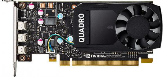 Видеокарта 2048Mb HP Quadro P400 1ME43AA