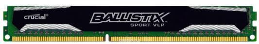 Оперативная память 4Gb PC3-12800 1600MHz DDR3 DIMM Crucial BLS4G3D1609ES2LX0