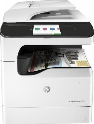 МФУ HP PageWide Pro 777z Y3Z55B цветное A3 65ppm 1200x1200dpi Ethernet Wi-Fi USB Bluetooth Y3Z55B