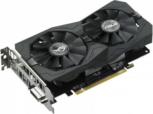 Видеокарта 4096Mb ASUS RX 560 PCI-E DVI HDMI DP HDCP ROG-STRIX-RX560-4G-GAMING Retail asus radeon rx 460 1200mhz pci e 3 0 4096mb 7000mhz 128bit dvi hdmi dp hdcp strix rx460 4g gaming