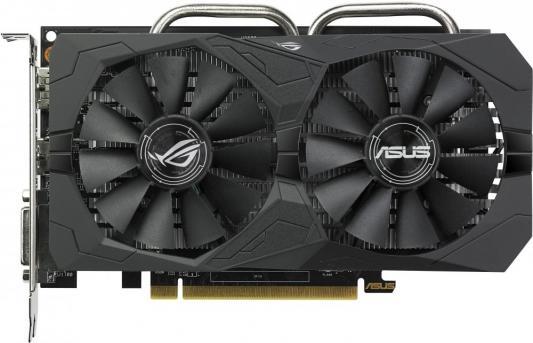 Видеокарта ASUS Radeon RX 560 ROG-STRIX-RX560-O4G-GAMING PCI-E 4096Mb 128 Bit Retail (90YV0AH0-M0NA00)