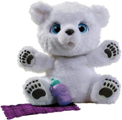 Мягкая игрушка HASBRO Полярный медвежонок игрушка hasbro furreal friends полярный медвежонок b9073
