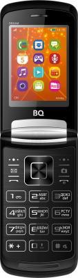 """Мобильный телефон BQ BQ-2405 Dream черный 2.4"""" 64 Мб"""