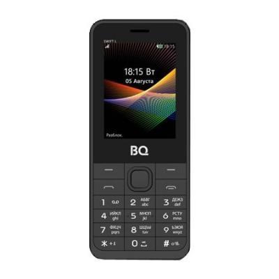 """Мобильный телефон BQ BQ-2411 SWIFT L темно-серый 2.4"""" 32 Мб"""