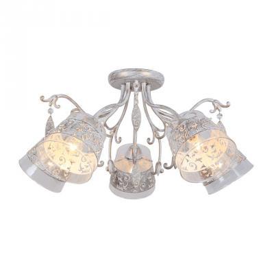 Потолочная люстра Arte Lamp Calice A9081PL-5WG цена и фото