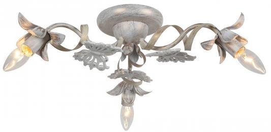 Потолочная люстра Arte Lamp Libellula A8626PL-3WG цена и фото