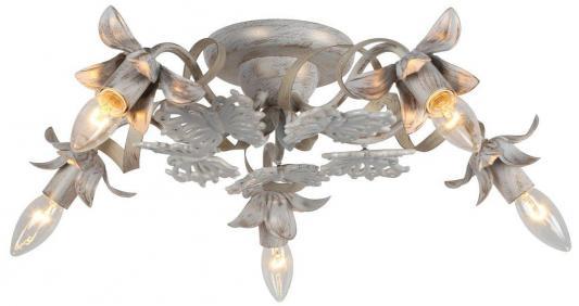 Потолочная люстра Arte Lamp Libellula A8626PL-5WG подвесная люстра arte lamp libellula a8626lm 8wg