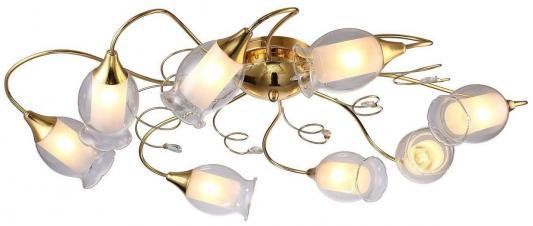 Потолочная люстра Arte Lamp Mughetto A9289PL-8GO люстра arte lamp sparkles a3054lm 8go
