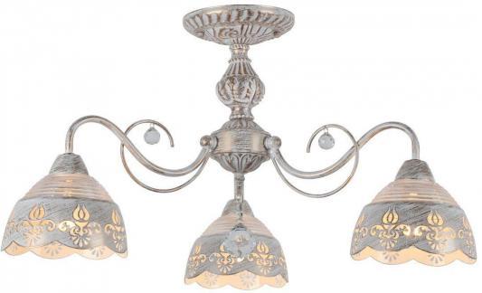 Потолочная люстра Arte Lamp Sicilia A9106PL-3WG люстра на штанге arte lamp sicilia a9106pl 8wg
