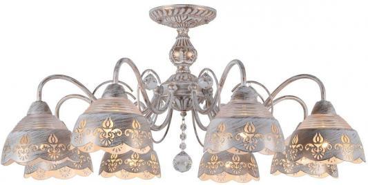 Потолочная люстра Arte Lamp Sicilia A9106PL-8WG