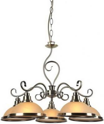 Подвесная люстра Arte Lamp Safari A6905LM-5AB arte lamp подвесная люстра arte lamp bellator a8959sp 5br