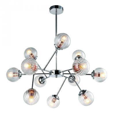Подвесная люстра Arte Lamp Arancia A9276LM-12CC люстра на штанге arte lamp arancia a9276lm 8cc