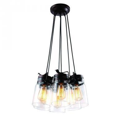 Подвесная люстра Arte Lamp Bene A9179SP-6CK arte lamp подвесная люстра arte lamp bellator a8959sp 5br
