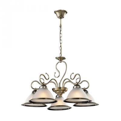 Подвесная люстра Arte Lamp Costanza A6276LM-5AB arte lamp подвесная люстра arte lamp bellator a8959sp 5br