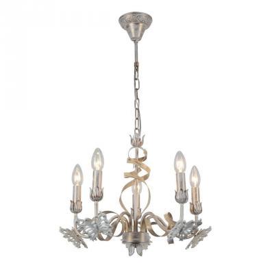 Подвесная люстра Arte Lamp Libellula A8626LM-5WG arte lamp подвесная люстра arte lamp bellator a8959sp 5br
