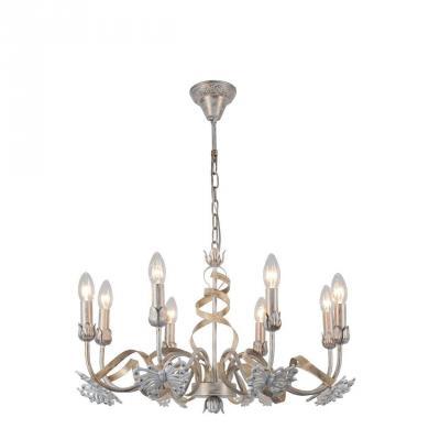 Подвесная люстра Arte Lamp Libellula A8626LM-8WG arte lamp подвесная люстра arte lamp bellator a8959sp 5br