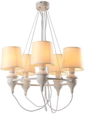 Подвесная люстра Arte Lamp Sergio A3326LM-5WH arte lamp подвесная люстра arte lamp bellator a8959sp 5br