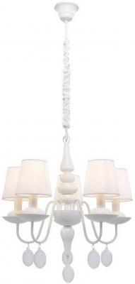 Подвесная люстра Arte Lamp Signora A2510LM-5WH arte lamp подвесная люстра arte lamp bellator a8959sp 5br