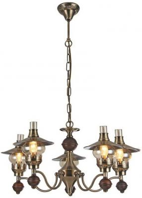 Подвесная люстра Arte Lamp Trattoria A5664LM-5AB arte lamp подвесная люстра arte lamp bellator a8959sp 5br