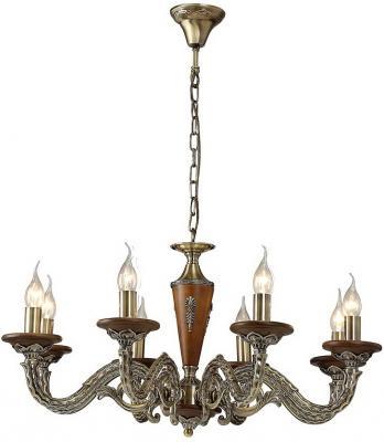 Подвесная люстра Arte Lamp Verdi A5603LM-8AB arte lamp подвесная люстра arte lamp bellator a8959sp 5br