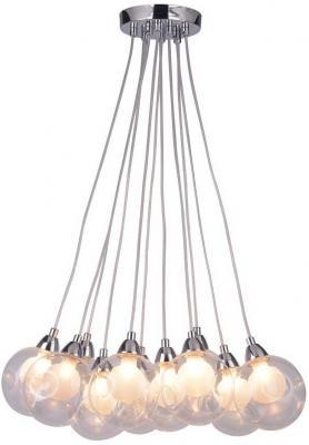 Подвесная светодиодная люстра Arte Lamp Pallone A3025SP-11CC arte lamp подвесная люстра arte lamp bellator a8959sp 5br