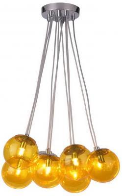 Подвесная светодиодная люстра Arte Lamp Pallone A3029SP-11CC подвесная светодиодная люстра arte lamp pallone a3026sp 11cc