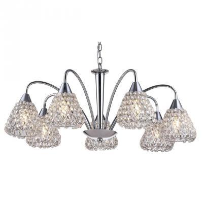 Подвесная люстра Arte Lamp Adamello A9466LM-7CC arte lamp подвесная люстра arte lamp bellator a8959sp 5br