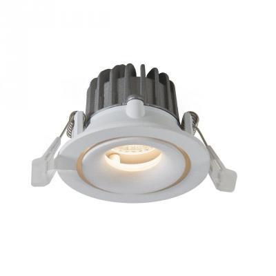 Встраиваемый светодиодный светильник Arte Lamp Apertura A3315PL-1WH встраиваемый светильник arte lamp apertura a3315pl 1wh