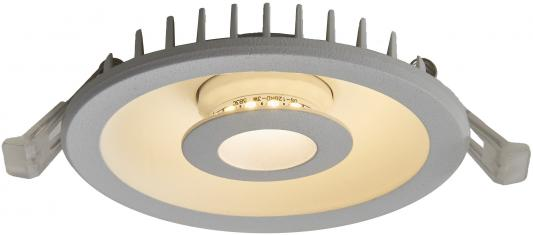 Встраиваемый светодиодный светильник Arte Lamp Sirio A7205PL-2WH встраиваемый светодиодный светильник arte lamp sirio a7203pl 2wh