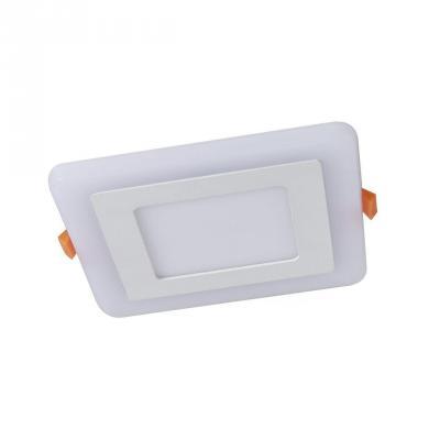 Встраиваемый светодиодный светильник Arte Lamp Vega A7509PL-2WH встраиваемый спот точечный светильник arte lamp vega a7509pl 2wh
