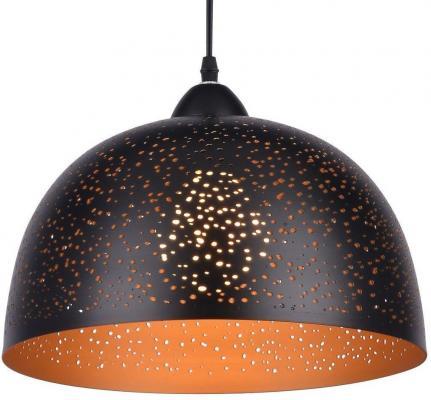 Подвесной светильник Arte Lamp Buchino A1630SP-1BK бра arte lamp buchino 1 х e27 40 w a1615sp 1bk