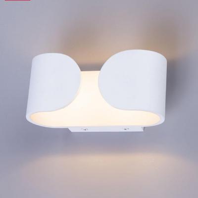 Настенный светодиодный светильник Arte Lamp Parentesi A1419AP-1WH arte lamp встраиваемый светодиодный светильник arte lamp cardani a1212pl 1wh
