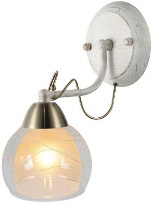 Бра Arte Lamp Intreccio A1633AP-1WG бра arte lamp veil a3082ap 1wg
