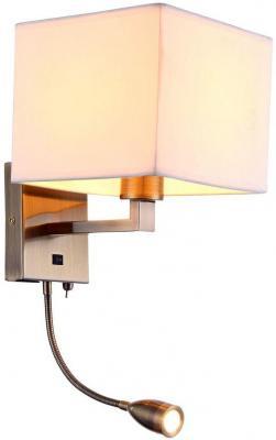 Бра Arte Lamp Hall A9249AP-2AB arte lamp бра arte lamp logico a1035ap 2ab